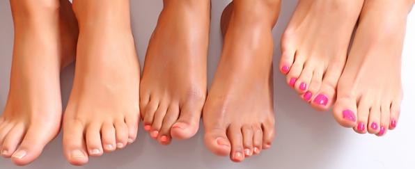 Los pies y su significado: Así tienes los pies, ¡así eres! | Skeyndor