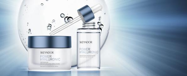 power hyaluronic ácido hialurónico skeyndor